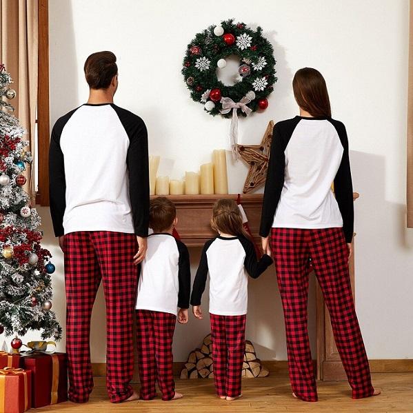 Mode : cette année, le pyjama assorti s'impose dans tous les réveillons